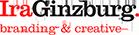 Ira Ginzburg - מיתוג, מיתוג עסקי, קריאייטיב, אתר תדמית